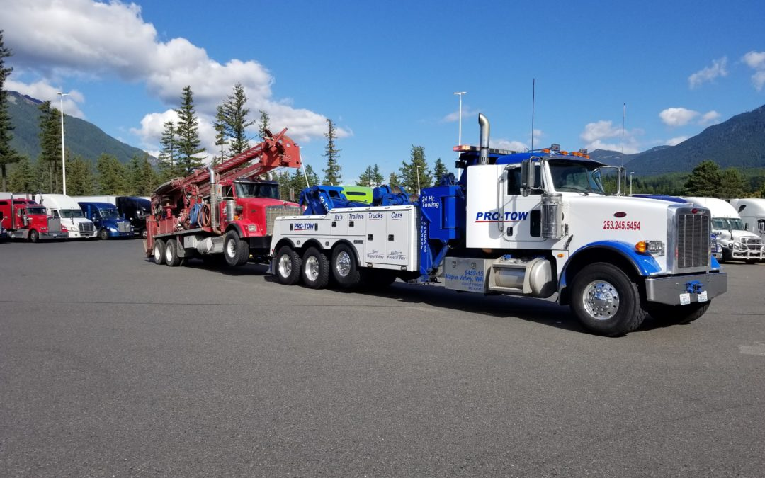 Pro-Tow 24 Towing 2008 Kenworth T800