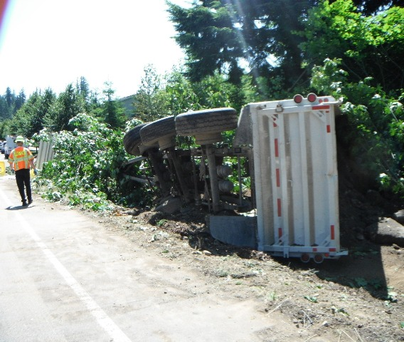 Dump Truck Recovery Maple Valley, WA