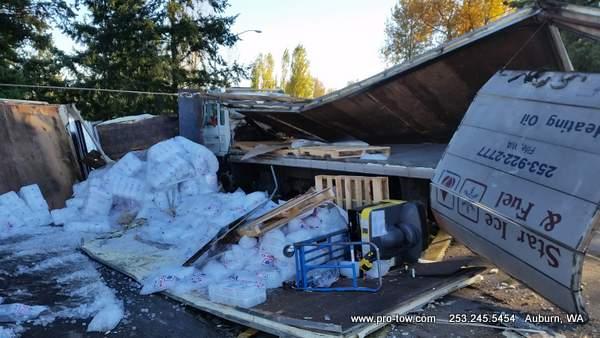 Ice Road Truck Recovery Auburn, WA