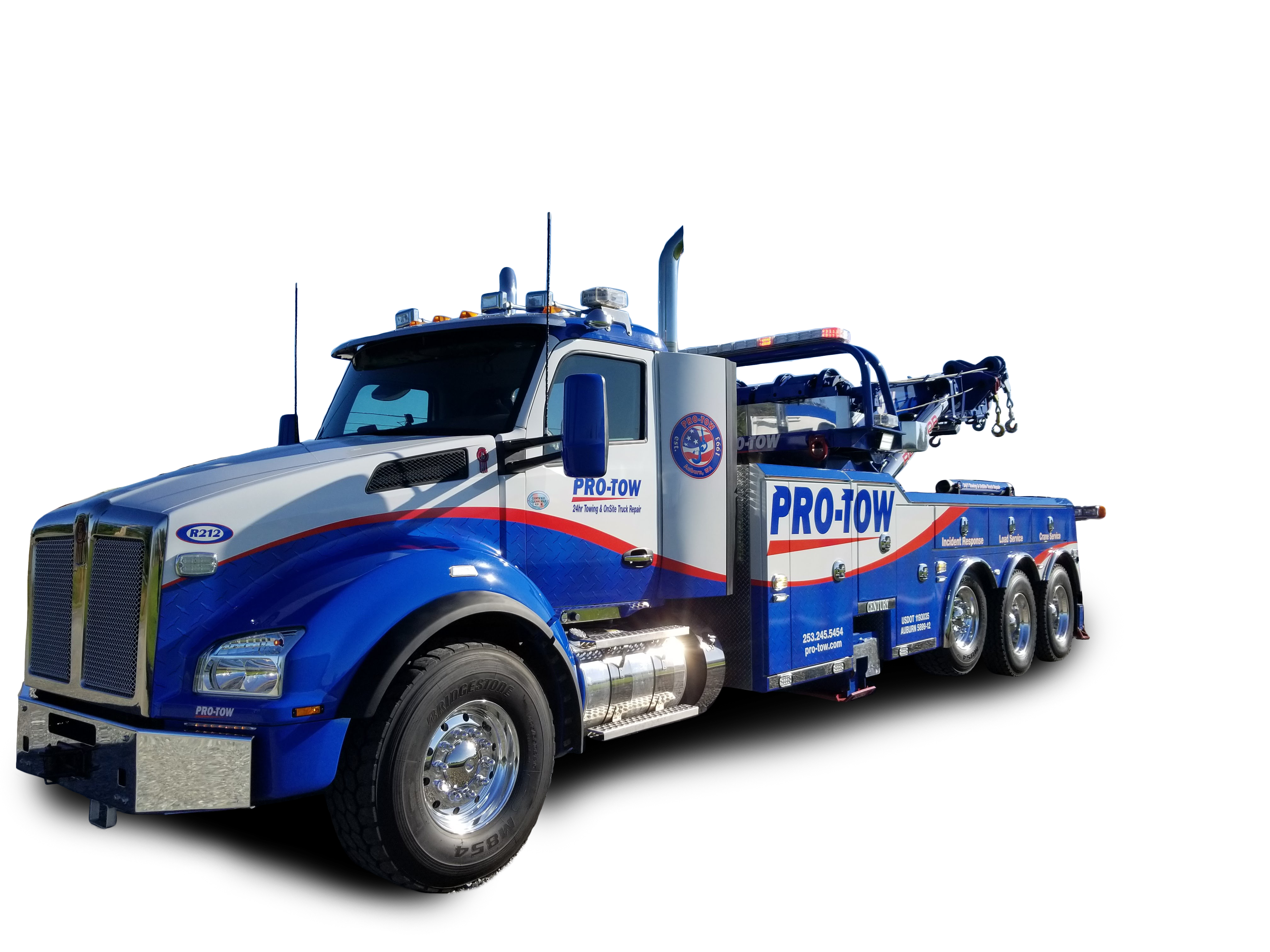 Pro-Tow 24 Hr Towing | Towing, Auburn, Maple Valley, Kent