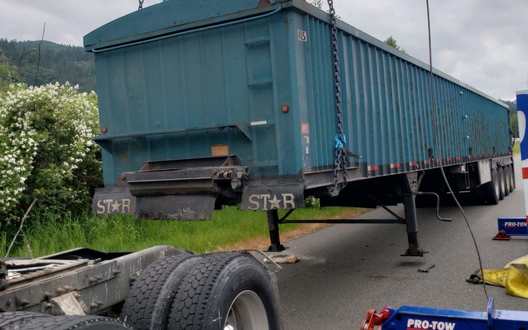 Upsy Daisy on I-90 in Issaquah, WA