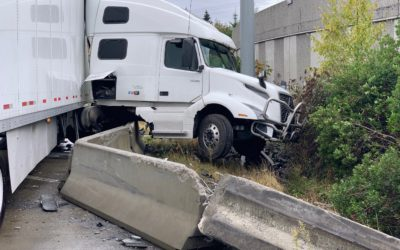 Spill Me A River: Semi Truck Spill Recovery on Federal Way, WA