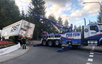 Pro-Tow Continues to Offer Heavy Duty Towing During COVID-19 Pandemic