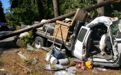 Smashing Fences: Truck Accident Recovery