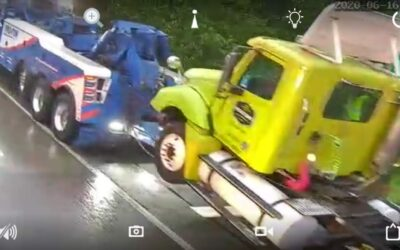 Wrong-Way On The I-90 Needs Heavy Truck Towing