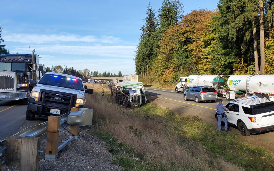 Heavy Truck Recovery in Washington State